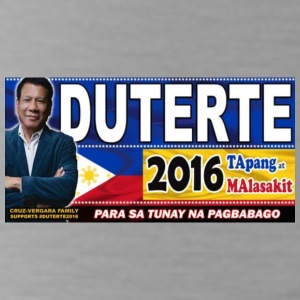 Duterte Icon - Water Bottle