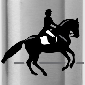 Dressage Rider - Water Bottle