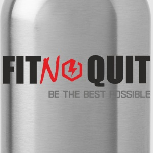 Fitnoquit be the best possible to achieve success - Water Bottle