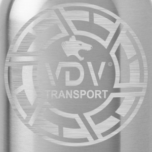 VDV Transport Logo Design - Water Bottle