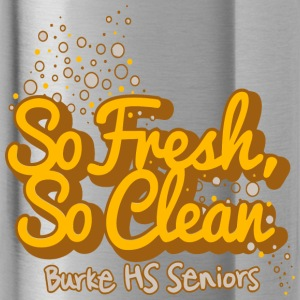 Burke HS Seniors - Water Bottle