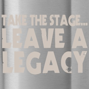 Take The Stage - Water Bottle