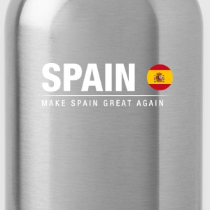 Make Spain Great Again - Water Bottle