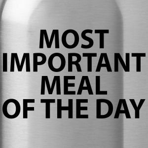 Most Important Meal - Water Bottle