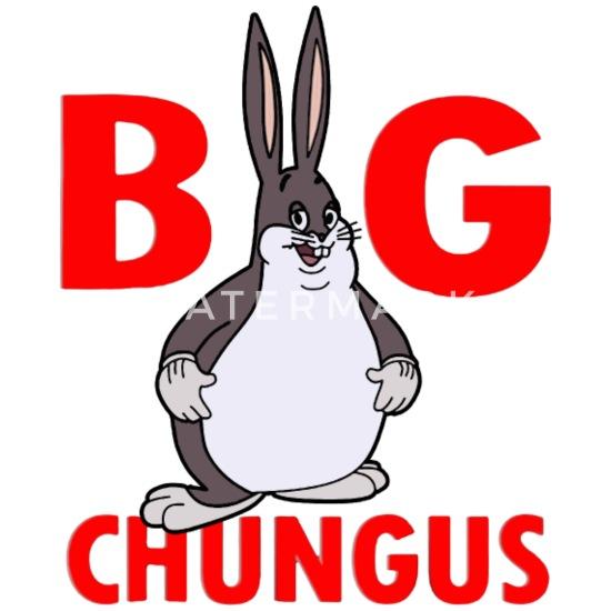 Funny Big Chungus Meme Travel Mug Spreadshirt