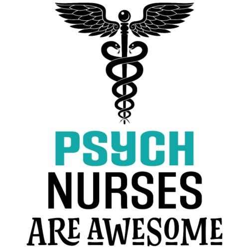 Psych Nurse Awesome Gift Travel Mug Spreadshirt