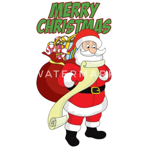 Funny Santa Claus Xmas Merry Christmas Gifts by For More Designs ...