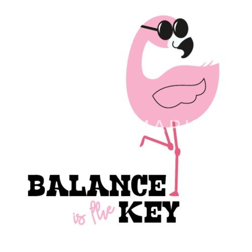 Cool Flamingo Travel Mug Is Pink Balance The White Gift Key Bird DHYeIE2W9