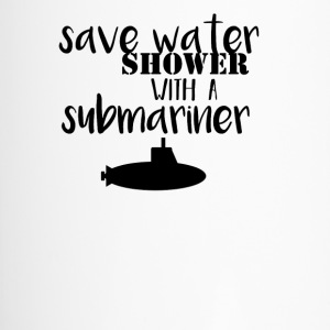 submariner saying - Travel Mug
