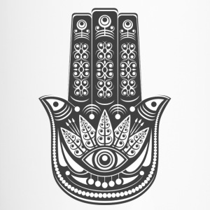 The Hamsa Hand - Travel Mug
