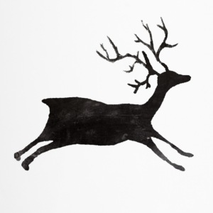 Ancient Cave Reindeer - Travel Mug