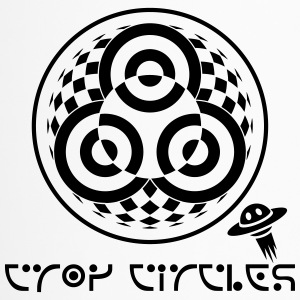 crop circles 5 - Travel Mug