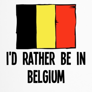 I'd Rather Be In Belgium - Travel Mug