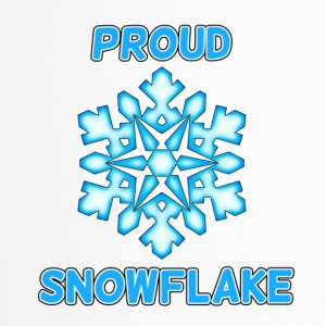 Proud Snowflake - Travel Mug