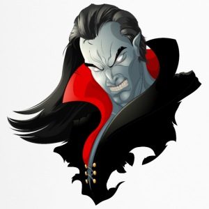 Count Dracula Vampire Monster - Travel Mug
