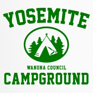 Yosemite Campground - Travel Mug