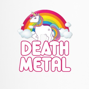 Unicorn Death Metal - Travel Mug