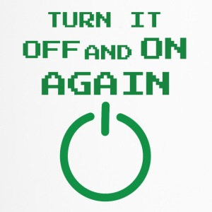 Turn it Off and On Again - Travel Mug