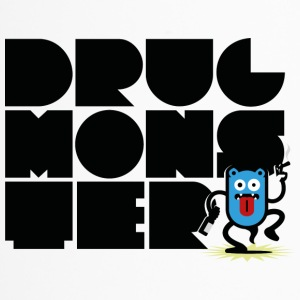Drug Monster Font No 2 - Travel Mug