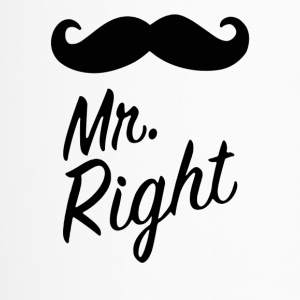Mr Right - Travel Mug