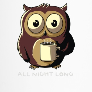 All night long - Travel Mug