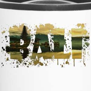 BALI SPLASH T-SHIRT DESIGN - Travel Mug