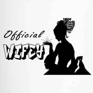 Official Wifey - Travel Mug