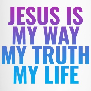 Jesus is MY Way, MY Truth and MY Life! - Travel Mug