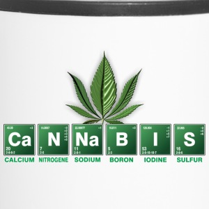 Cannabis - Travel Mug