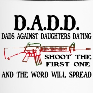 Dads Against Daughters Dating Shoot - Travel Mug