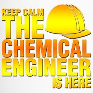 Keep Calm The Chemical Engineer Is Here - Travel Mug