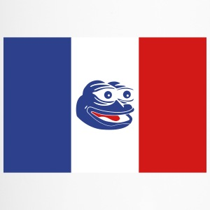 French Pepe the Frog - Travel Mug