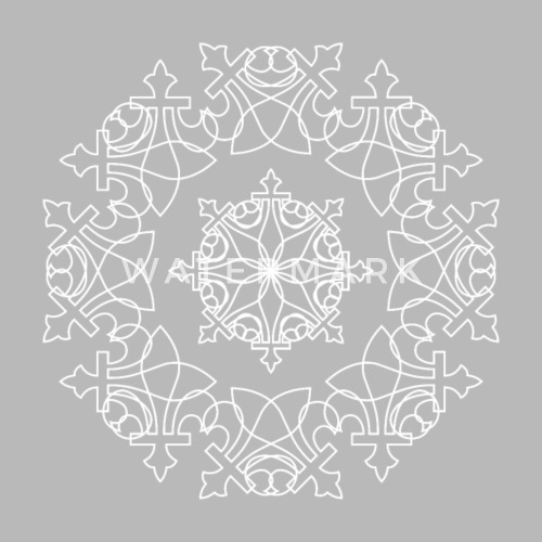 Nola Fleur De Lis Mandala Travel Mug Spreadshirt