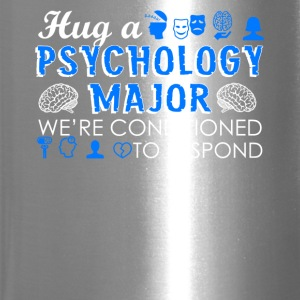 Hug A Psychology Major Shirt - Travel Mug