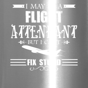 Flight Attendant Shirt - Travel Mug