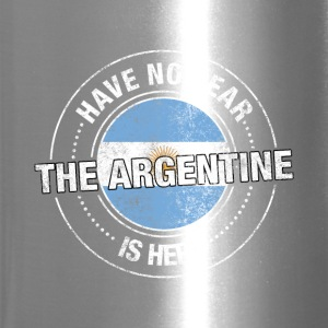 Have No Fear The Argentine Is Here - Travel Mug