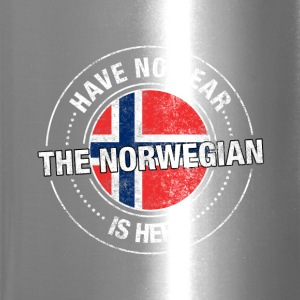 Have No Fear The Norwegian Is Here Shirt - Travel Mug