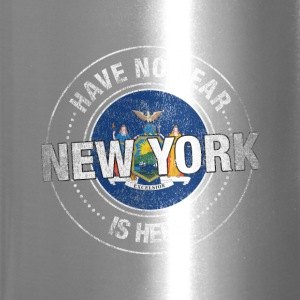 Have No Fear New York Is Here - Travel Mug
