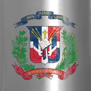 Dominican Coat of Arms Dominican Republic Symbol - Travel Mug