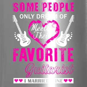 Guitarist Wife Shirt - Travel Mug