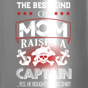 Captain Mom Shirt - Travel Mug