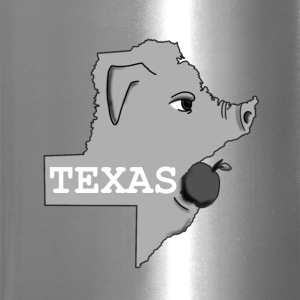 A map of Texas - Travel Mug