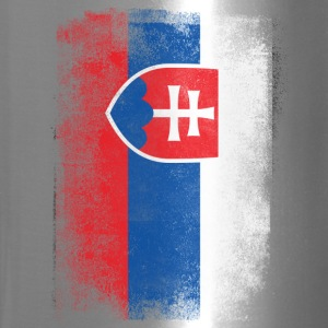 Slovakia Flag Proud Slovakian Vintage Distressed - Travel Mug