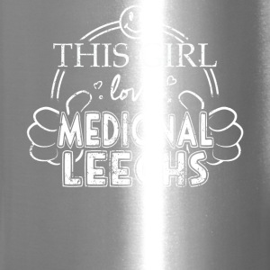 Girl Loves Medicinal Leechs Leech Pet Shirt - Travel Mug