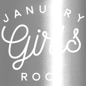 January Girls Rock - Travel Mug