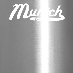 Munich Germany Vintage Logo - Travel Mug
