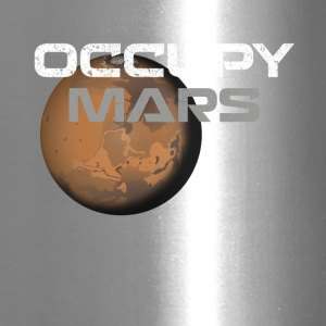 occupy mars - Travel Mug