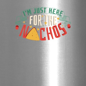 I'm Just Here For The Nachos Christmas Gifts - Travel Mug
