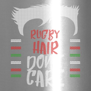 Ugly sweater christmas gift for Rugby - Travel Mug