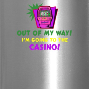 out of my way casino - Travel Mug